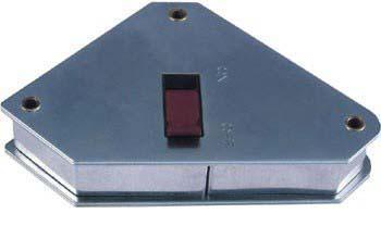Esquadro magnético para solda