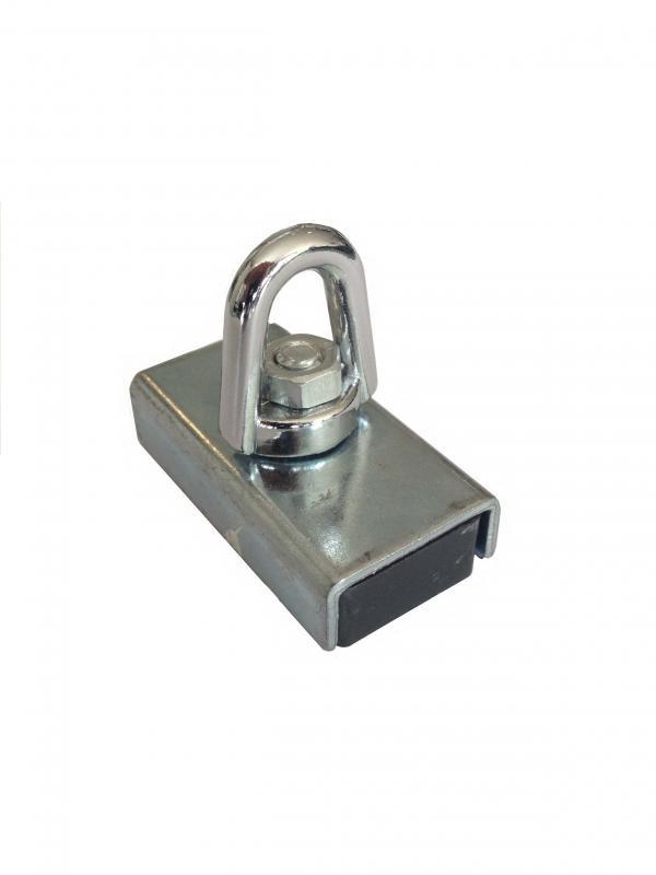 Levantador magnético para chapa