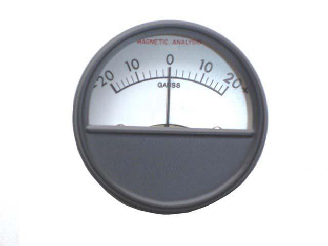 Medidor de campo magnético